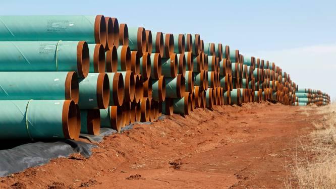 Omstreden XL Pipeline krijgt groen licht