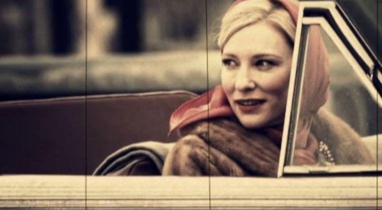 Cate Blanchett in 'Carol'. Beeld rv