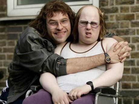 Komieken Little Britain na slaande ruzie toch weer samen gezien