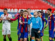 Bleek Barça wacht flinke klus in return na tik in Sevilla