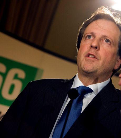 Pechtold bracht D66 terug naar centrum van de macht