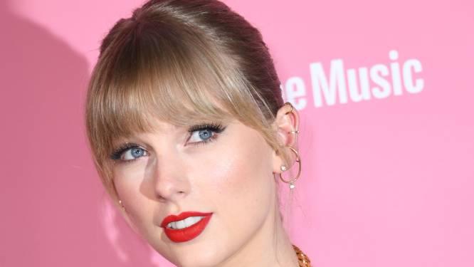 Taylor Swift wint BRIT Award voor invloed op muziekindustrie