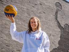 Ze twijfelde over het doorgaan als prof, maar de rollercoaster van basketbalster Klerx schoot net op tijd weer omhoog