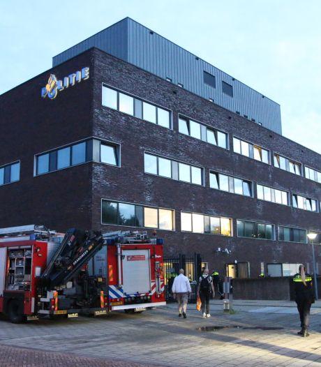 Politiebureau Leischendam-Voorburg ontruimd na brandmelding in cellencomplex