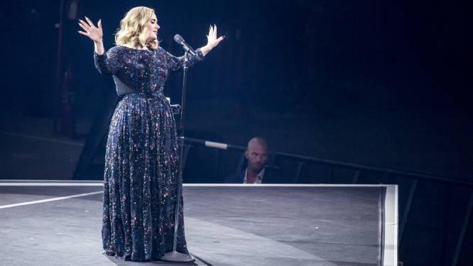 Met dit dieet viel Adele al 14 kilo af