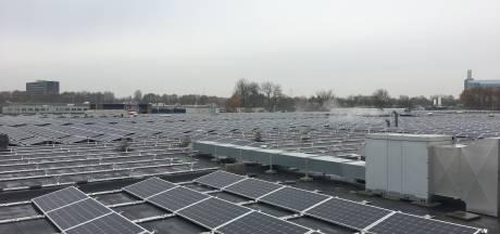 7.000 zonnepanelen op dak Plaza Foods