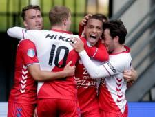 FC Utrecht zet reuzenstap naar finale play-offs na zege op Heracles