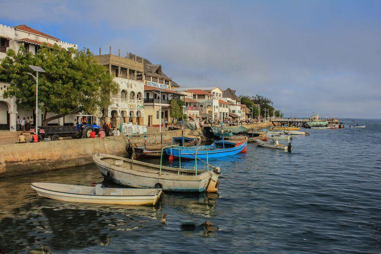 Lamu staat op de werelderfgoedlijst van Unesco. Beeld Wikimedia Commons/Mylamu
