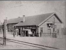 Dit waren vroeger de drie stations van Amersfoort