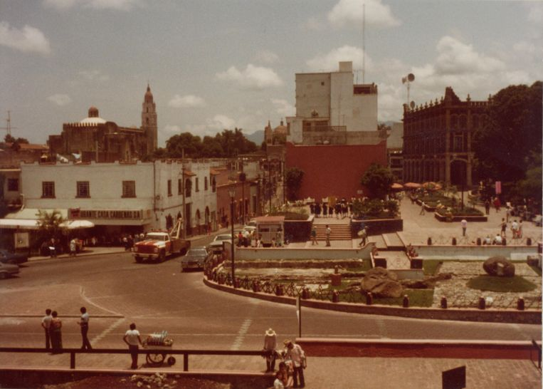 Once upon a time in Mexico. Beeld Archief