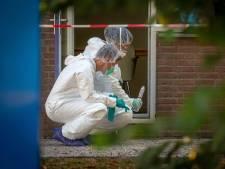 Recherche bij pand waar overleden Aldrik Frik werd gevonden