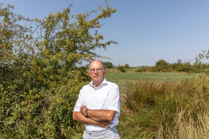 Schrijver Peter Frantz alias Frans Pieters uit Heinkenszand.