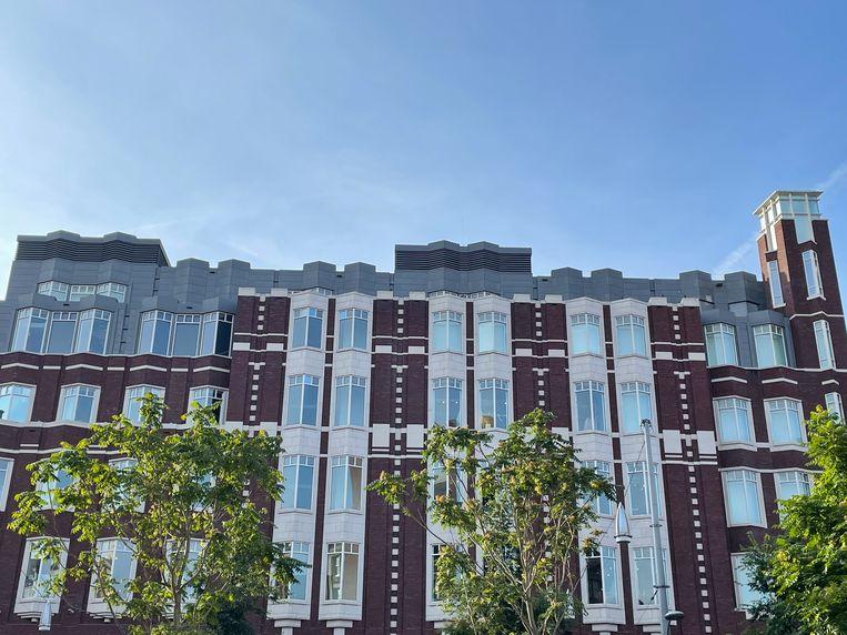 De topper is het dak van C&A. Beeld Floor van Spaendonck en Gijs Stork