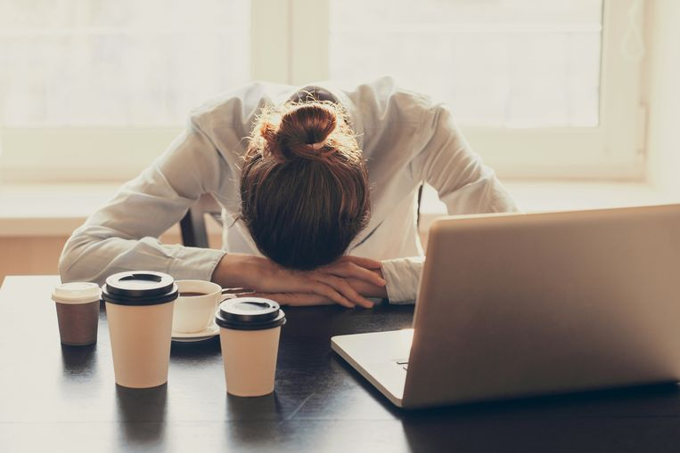 tired Beeld Thinkstock