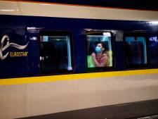 Eurostar haalt treinen uit de dienstregeling vanwege coronamutatie, extra passagiers verwacht op de ferry
