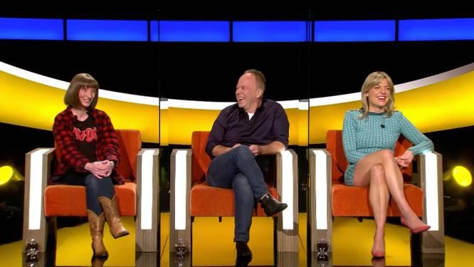 """Margriet doet Delphine Lecompte voorstel: """"Geef mij wat van je hoge libido?"""": de leukste momenten uit de 11de 'Slimste Mens'-aflevering"""