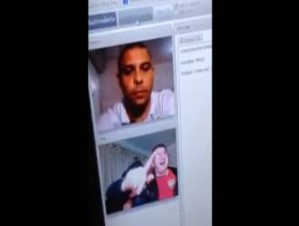 Bizar: Ieren ontmoeten de echte Ronaldo op Chatroulette
