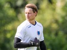 Heracles Almelo probeert opnieuw keeper uit: Damen op proef