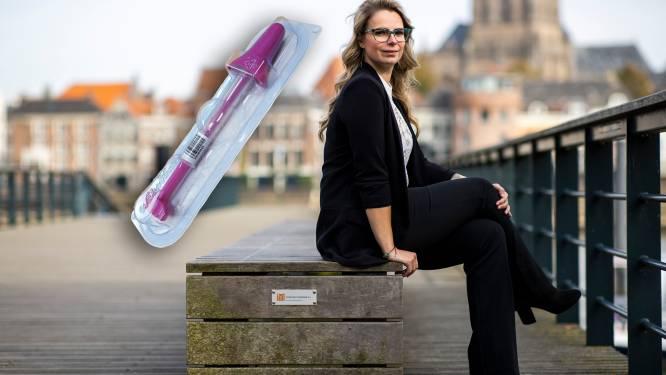 Test van vijf minuten redt het leven van Melanie (33) uit Deventer: 'De gynaecoloog viel met de deur in huis'