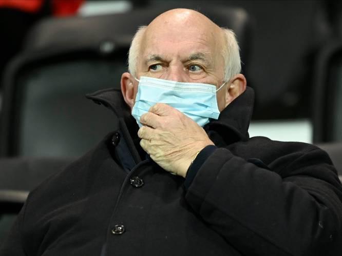 """Ivan De Witte wijst de spelers van AA Gent op hun plichten: """"Er zijn geen excuses meer"""""""