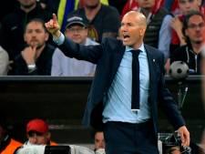 Zidane waarschuwt Real: Het moet anders dan tegen 'Juve'
