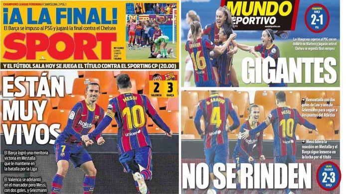 SPORT & Mundo Deportivo