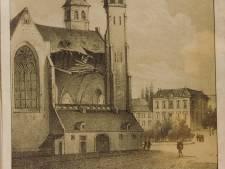 De eerste steen voor de Arnhemse Sint Walburgiskerk werd al in 1315 gelegd