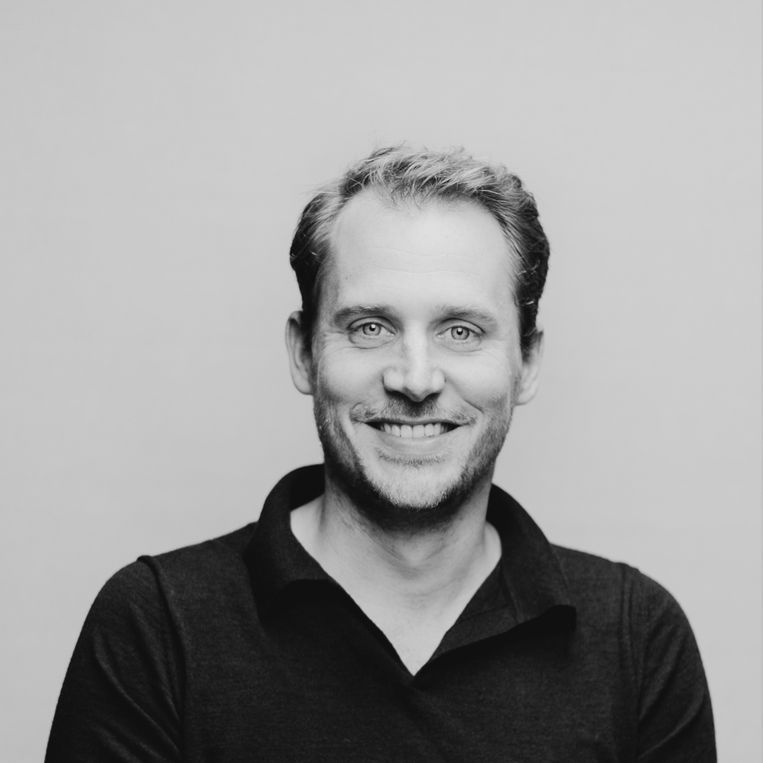 Thomas van Leeuwen is partner-director bij concept- en ontwerpstudio D/DOCK uit Amsterdam. Beeld