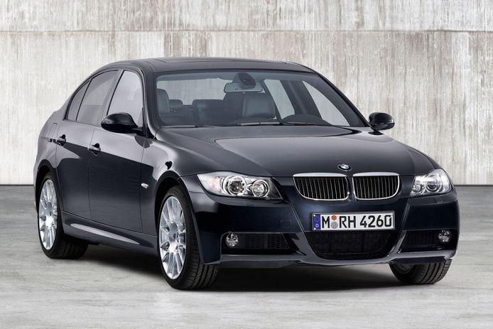 BMW 3 Serie (archieffoto).
