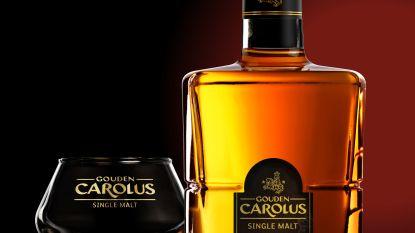 Gouden Carolus Single Malt wint zilver op 'Olympische Spelen van de whisky'