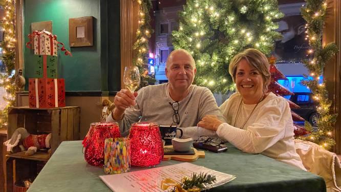 Nog lang geen 25 december, maar Christmas House brengt Westmalle al in kerststemming