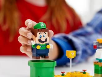 Luigi komt naar Super Mario Lego