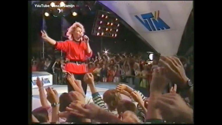 Tien Om Te Zien 1989 - Conny Fabry - Je Krijgt Het Beeld RV