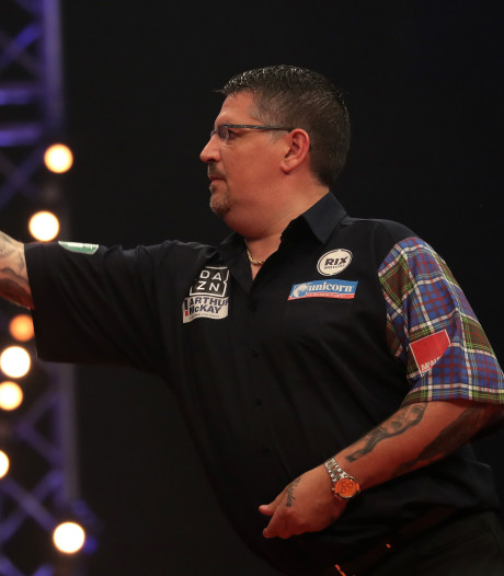 Anderson in spannende finale langs Suljovic