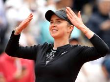 Svitolina schakelt Venus Williams uit in eerste ronde Roland Garros