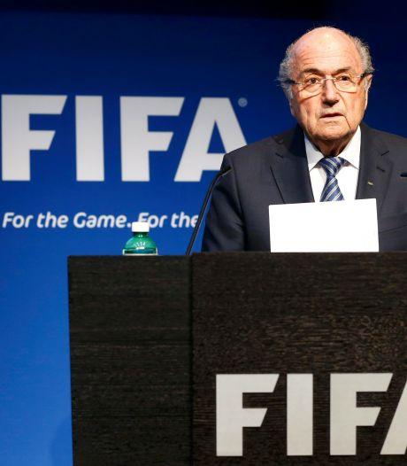 'Smeergeld betaald bij herverkiezing Blatter in 2011'