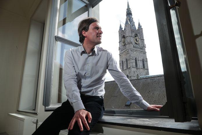 De burgemeester ziet de heropening van de terrassen in zijn stad volledig zitten