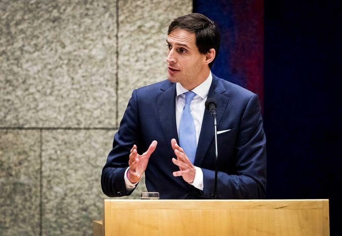 Minister Wopke Hoekstra werd vorige week op de hoogte gebracht van de zorgen van de Amerikanen