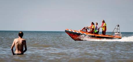 Reddingsbrigade waarschuwt voor temperatuur zwemwater