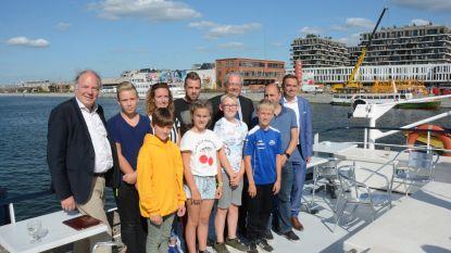 Havenlandklassen uit de startblokken