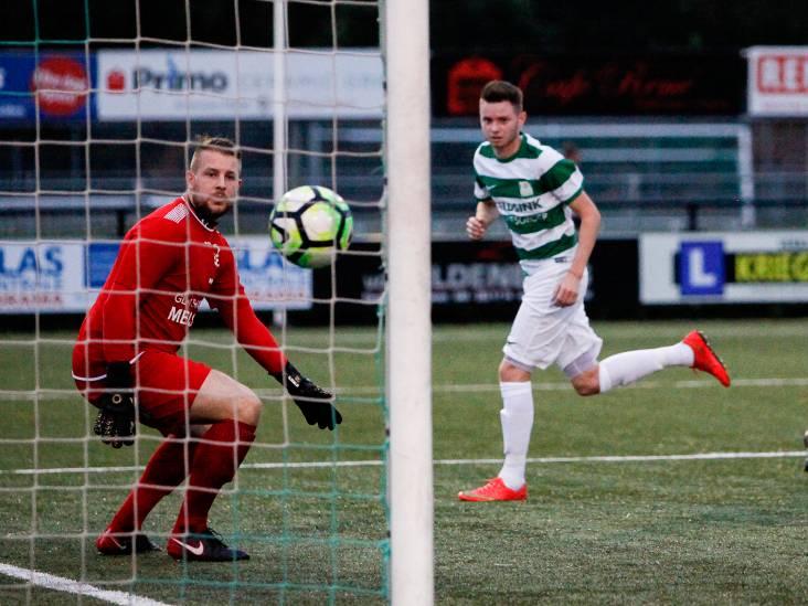 Overzicht | Heeze kalkt zijlijnen tijdens de wedstrijd, goede generale Gemert voor duel met Feyenoord