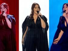 Definitief: Trijntje kiest voor jumpsuit op songfestival