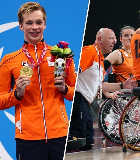 De hoogtepunten van paralympiërs Rogier, Chantalle en Gertjan: 'Ik moet ophangen? Maar het is Mark Rutte!'