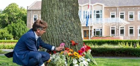 Herdenkingsdienst voor omgekomen beveiliger Martin van Parnassia