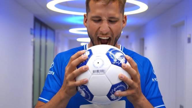 Football Talk. AA Gent wint strijd om Hjulsager en legt 1,8 miljoen euro neer - Genk haalt middenvelder bij Ajax