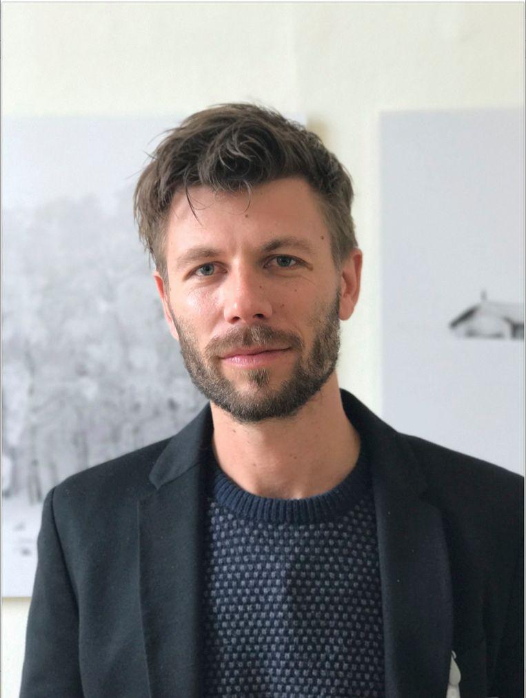Frederik Buyckx. Beeld Ben van Alboom
