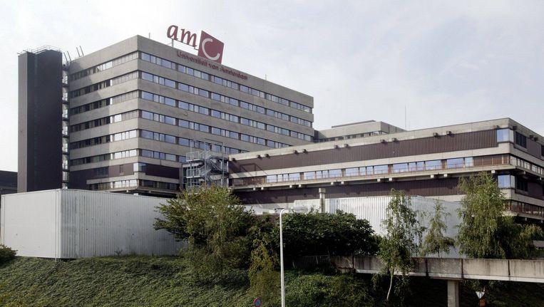 Het AMC is 'zielsgelukkig' met het afblazen van de acties, zegt een woordvoerder. Beeld ANP