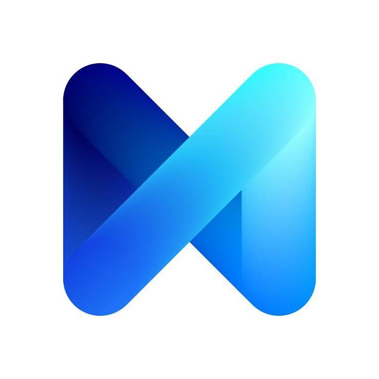 Het logo van N, de digitale persoonlijke assistent voor Facebook Messenger. Beeld Facebook