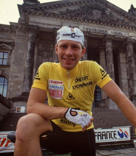 """De gele trui dragen voelde in 1987 best gewoon voor Jelle Nijdam: ,,Maar dat was het eigenlijk niet"""""""