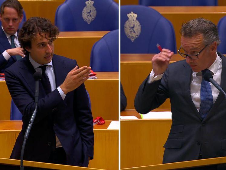 Klaver verwijt Van Haga van belangenverstrengeling: 'Gewoon een huisjesmelker'